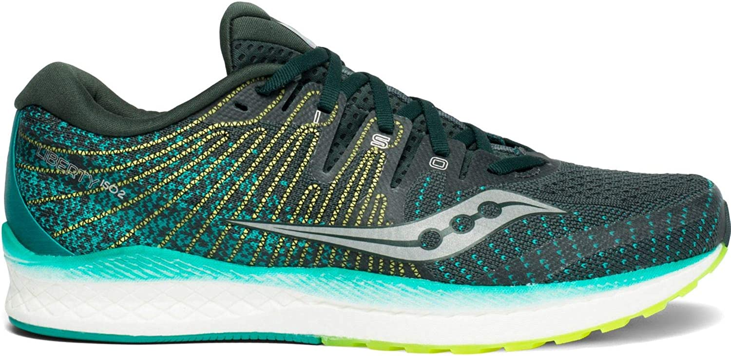 Saucony Men s Liberty Iso 2 Running Shoe