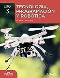 Tecnología, Programación y Robótica 3. (Aprender es crecer innova) - 9788469806425