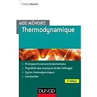 Aide-mémoire - Thermodynamique - 4e éd