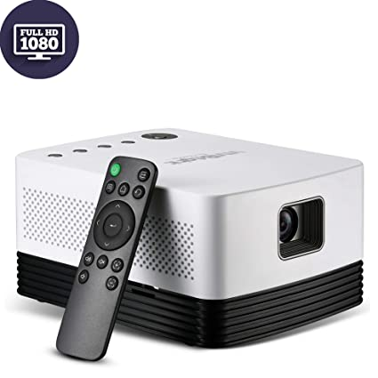 Amazon.com: VIVIBRIGHT J20 Proyector, DLP Portátil Full HD ...
