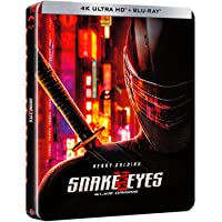 Snake Eyes - El origen (Steelbook) (4K UHD)