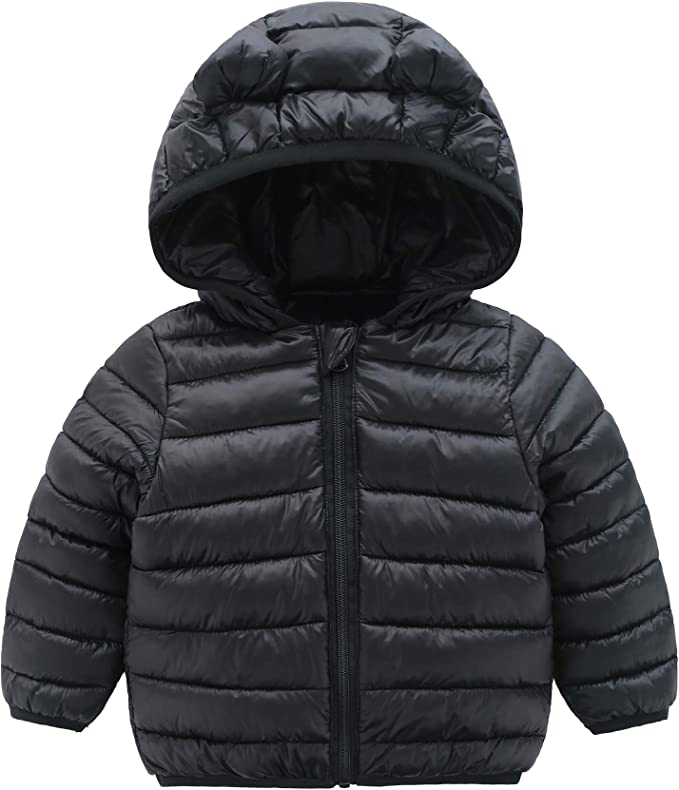 CECORC Winter Coats for Kids with Hoods