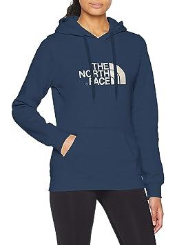 471cbdd770 The North Face Wo Drew Peak Sweat-Shirt à Capuche Femme, Blwngteal/Pytbg