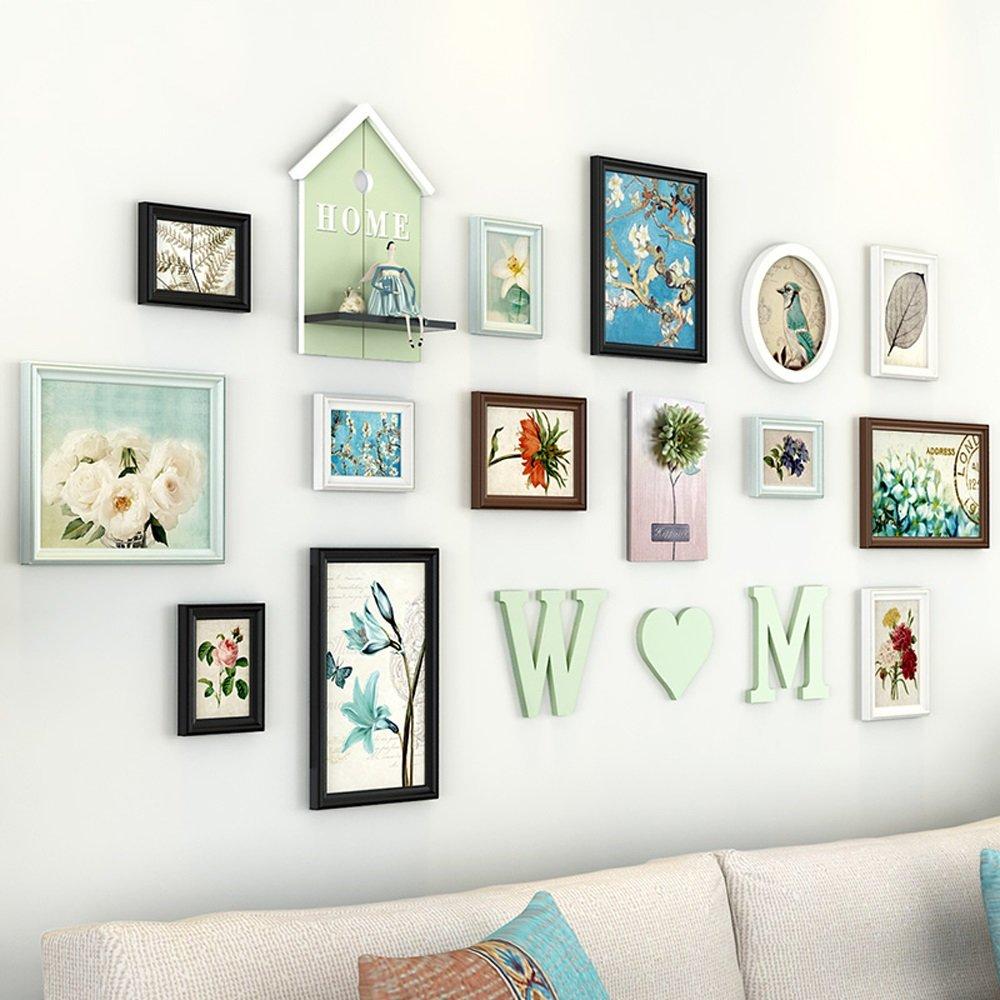 【在庫限り】 写真壁、モダンミニマリスト写真壁 B076P6L3W5、欧州リビングルームベッドルームフォトフレーム壁 3# 3# B076P6L3W5, ユナイテッドモール:2374fd3c --- manoramaframes.com