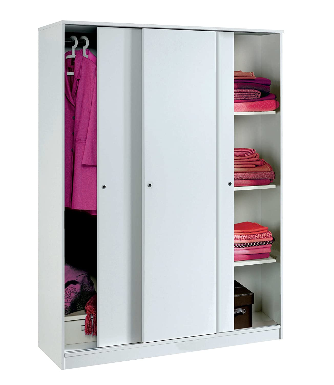 Armarios de dormitorio - Estanteria interior armario ...