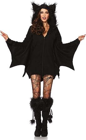 Disfraz murciélago mujer L: Amazon.es: Juguetes y juegos