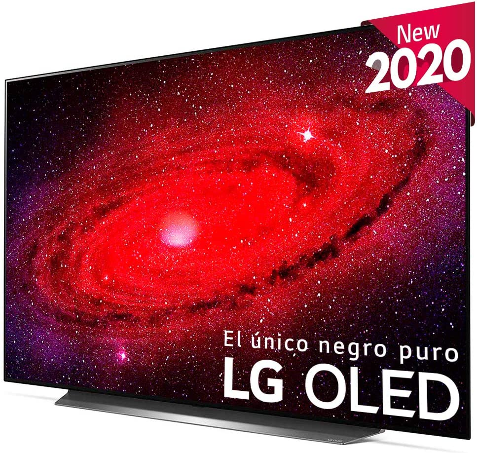 LG OLED55CX-ALEXA - Smart TV 4K OLED 139 cm (55