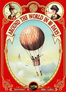 Around The World in 80 Days Board Game