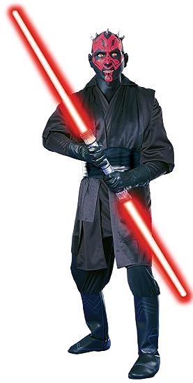 Desconocido Disfraz de Darth Maul de Star Wars para hombre ...