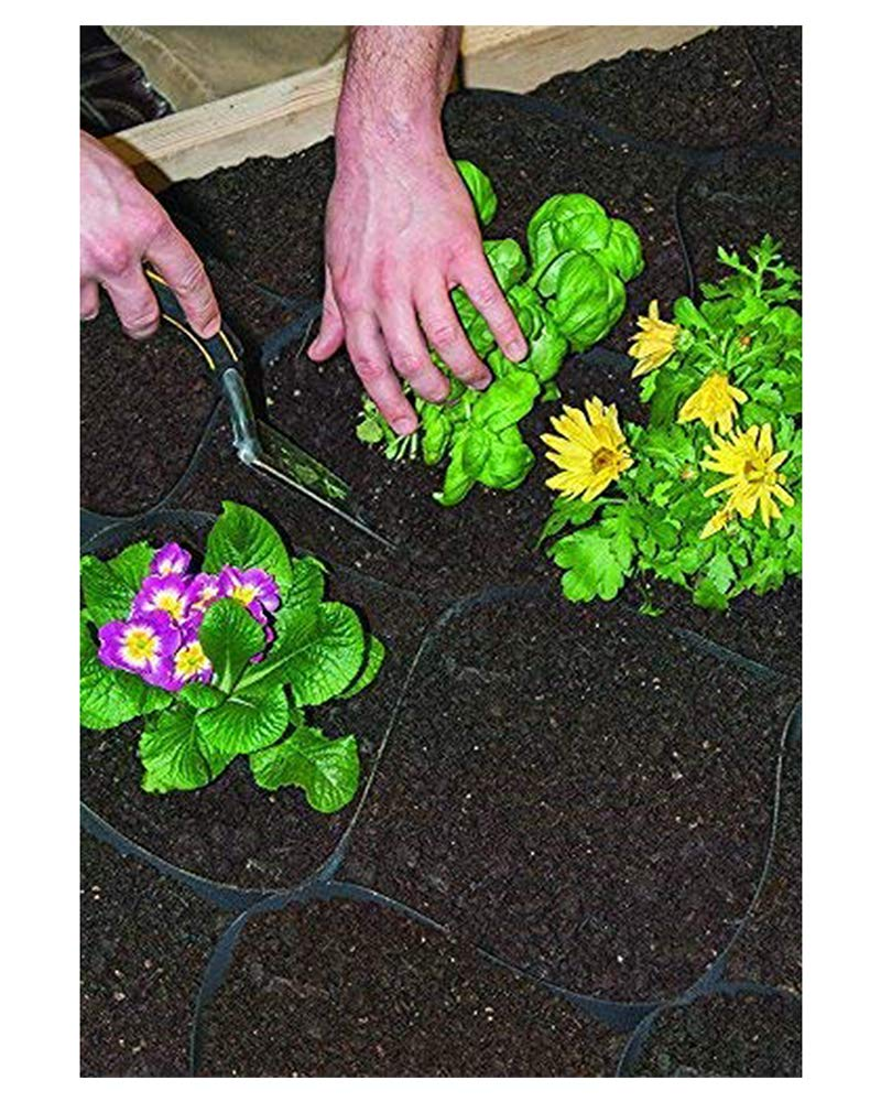 GardenPODS Square Foot Raised Garden Bed Grid