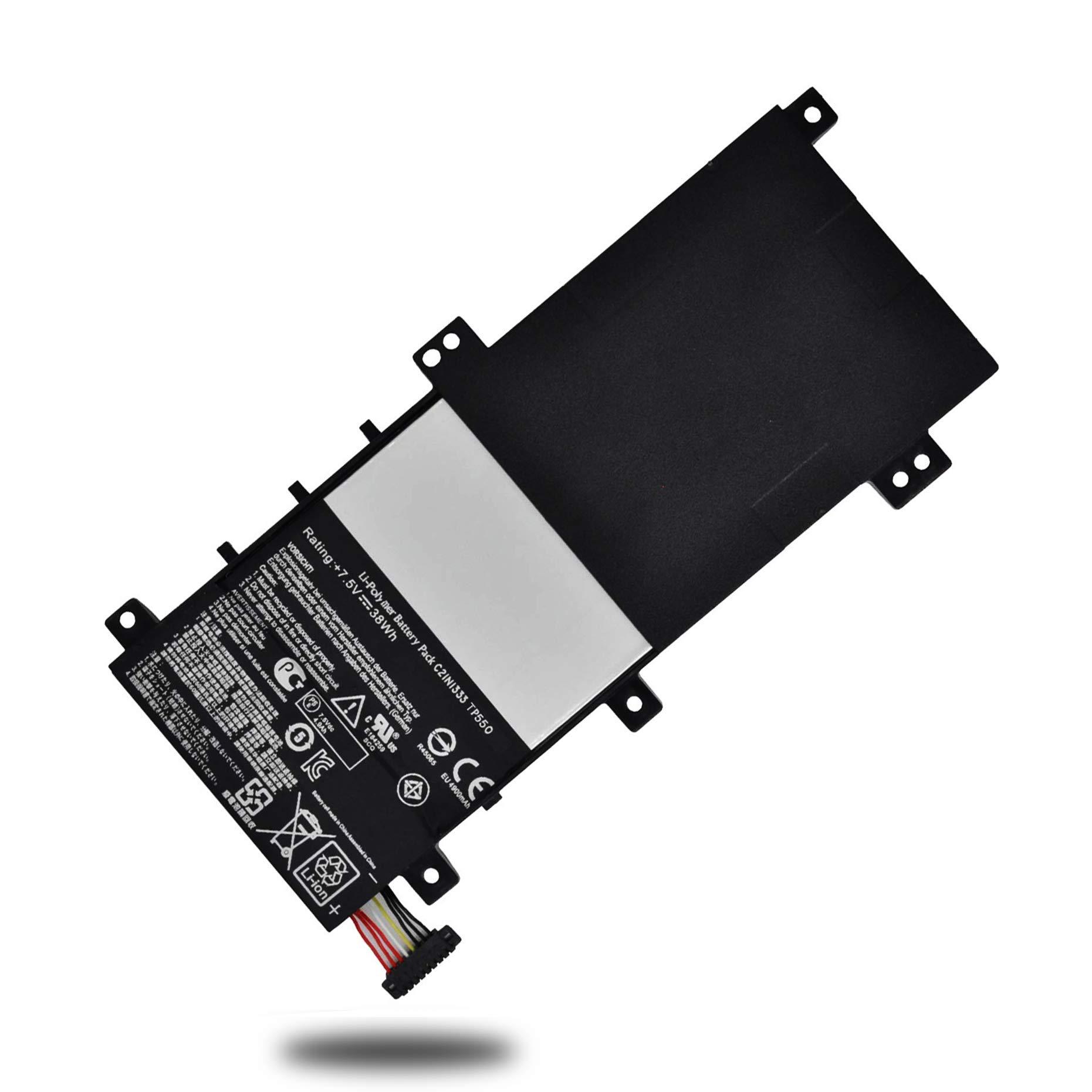 Bateria Para C21n1333 C21ni333 Asus Transformer Book Flip Tp550 R554l Tp550l Tp550la Tp550ld Tp550lj 0b200-00860400 - 7.