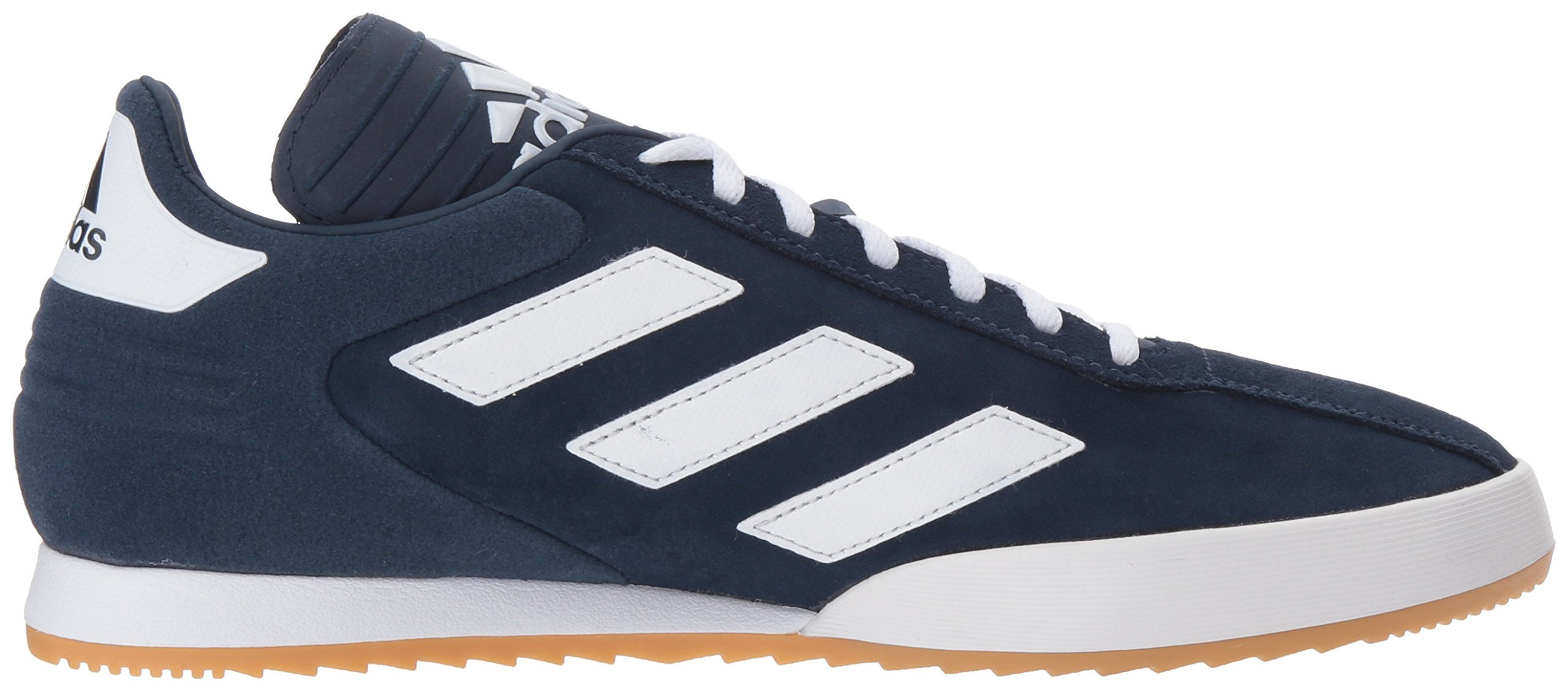 adidas Men's Copa Super Soccer Shoe White/Collegiate Navy, 7 M US by adidas (Image #7)