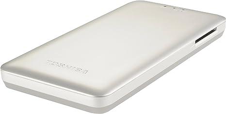 Toshiba Canvio Aero Mobile - Disco Duro Externo de 128 GB, USB ...