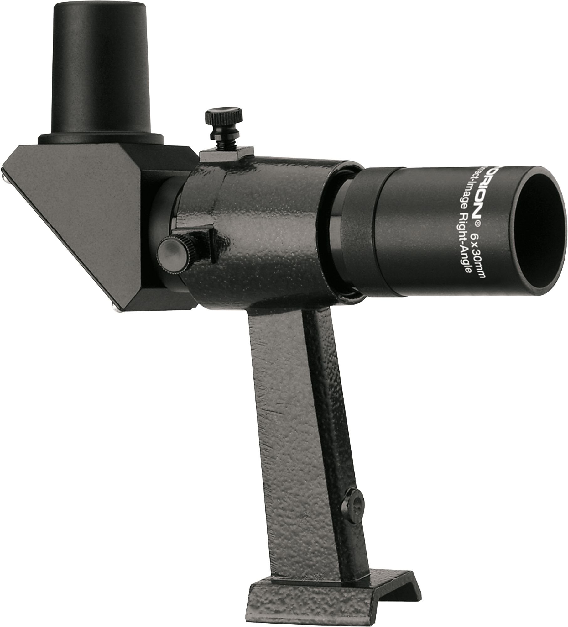 Orion 7211 Black 6x30 Right-Angle Correct-Image Finder by Orion