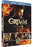 Grimm - Saison 5 [Blu-ray + Copie digitale]
