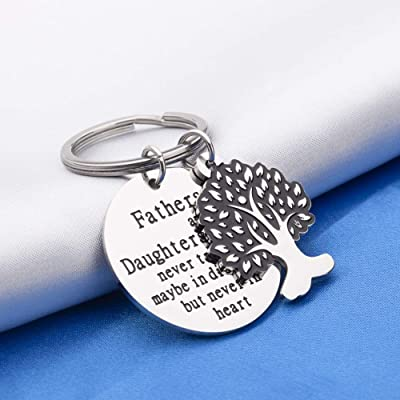 styles Chain Pendant Keyring Key Chain Details about  /If Dad Can/'t Fix It No one Can Multi