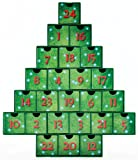 O Christmas Tree Treasure Box Advent Calendar (Countdown to Christmas)