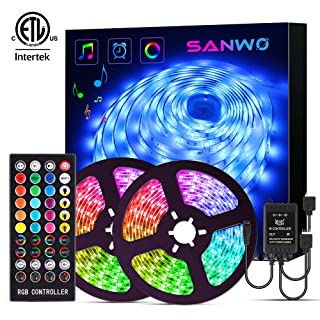Sanwo Color Changing LED strip lights