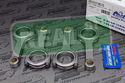 Amazon com: Eagle CRS5927M23D Mazda Mzr- H-Beam Connecting Rods
