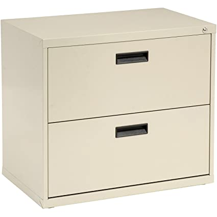 Beau 30u0026quot;W Lateral File Cabinet, 2 Drawer, ...