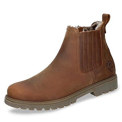 PANAMA JACK Herren Chelsea Boots Bill Igloo,Männer Stiefel,Halbstiefel, Stiefelette,Bootie 3cb536aca7