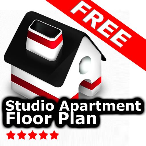 Studio Apartment Floor Plans - Inch Sets 40