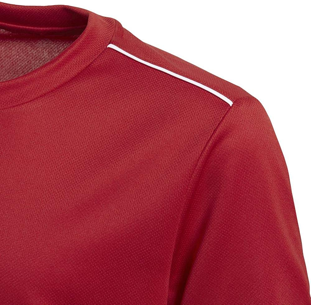 adidas Core18 JSY Y Camiseta de Manga Corta Unisex ni/ños
