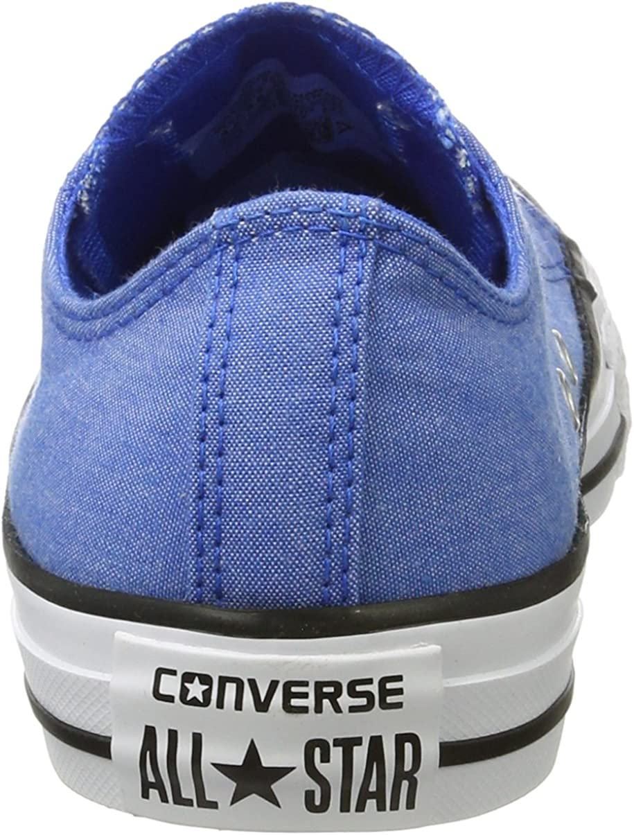 Converse Chuck Taylor All Star, Sneakers Mixte Adulte Soar White Black