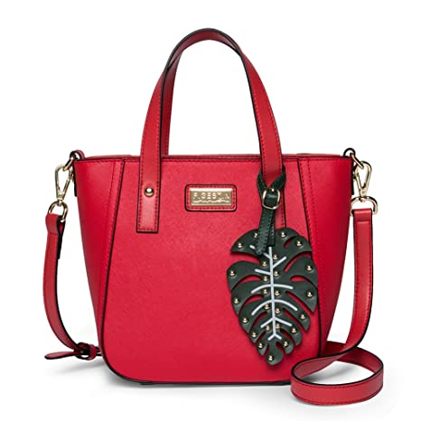 Buy FIGESTIN Women s Leather Designer Handbags Tote Shoulder Satchel Bags  Online at Low Prices in India - Amazon.in 99d6f6a140e42