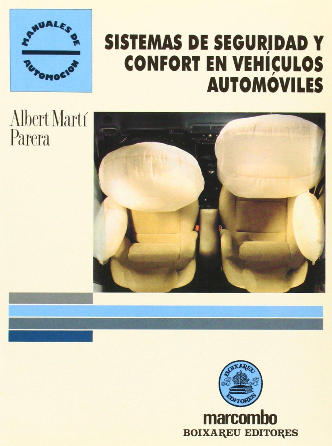 Sistemas de Seguridad y Confort En Vehiculos (Spanish ...