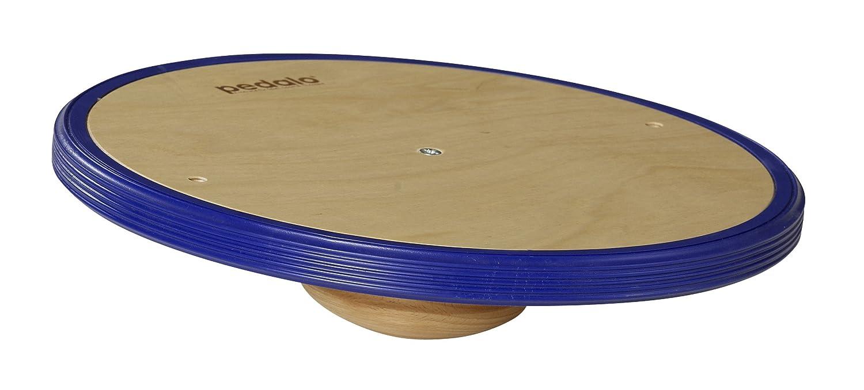 Pedalo® Trimm Top 32 aus Holz I Gleichgewichtstrainer I Balance Board I Kreisel I Koordinationstraining I Fitness Holz-Hoerz 143150