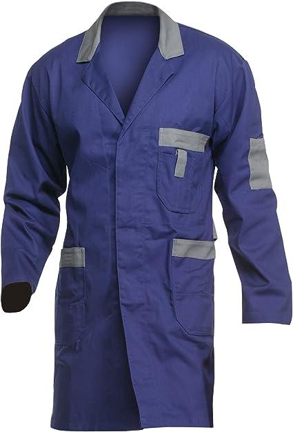'Charlie barato m13219kg/48Profi Line–Bata de trabajo para herramientas, grano azul, 48cm