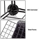 Newdora Wire Storage Cubes, Wire Grids Cube Closet