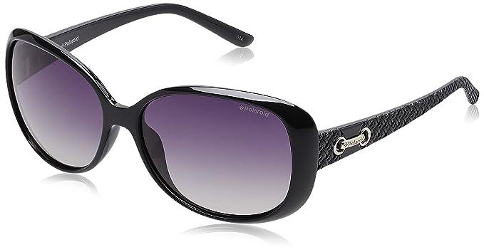 40708a7602 Amazon.com  Polaroid Womens P8430 S Sunglasses
