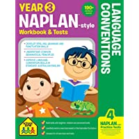 NAPLAN*-style Year 3 Language Conv Wkbk and Test (new cover)