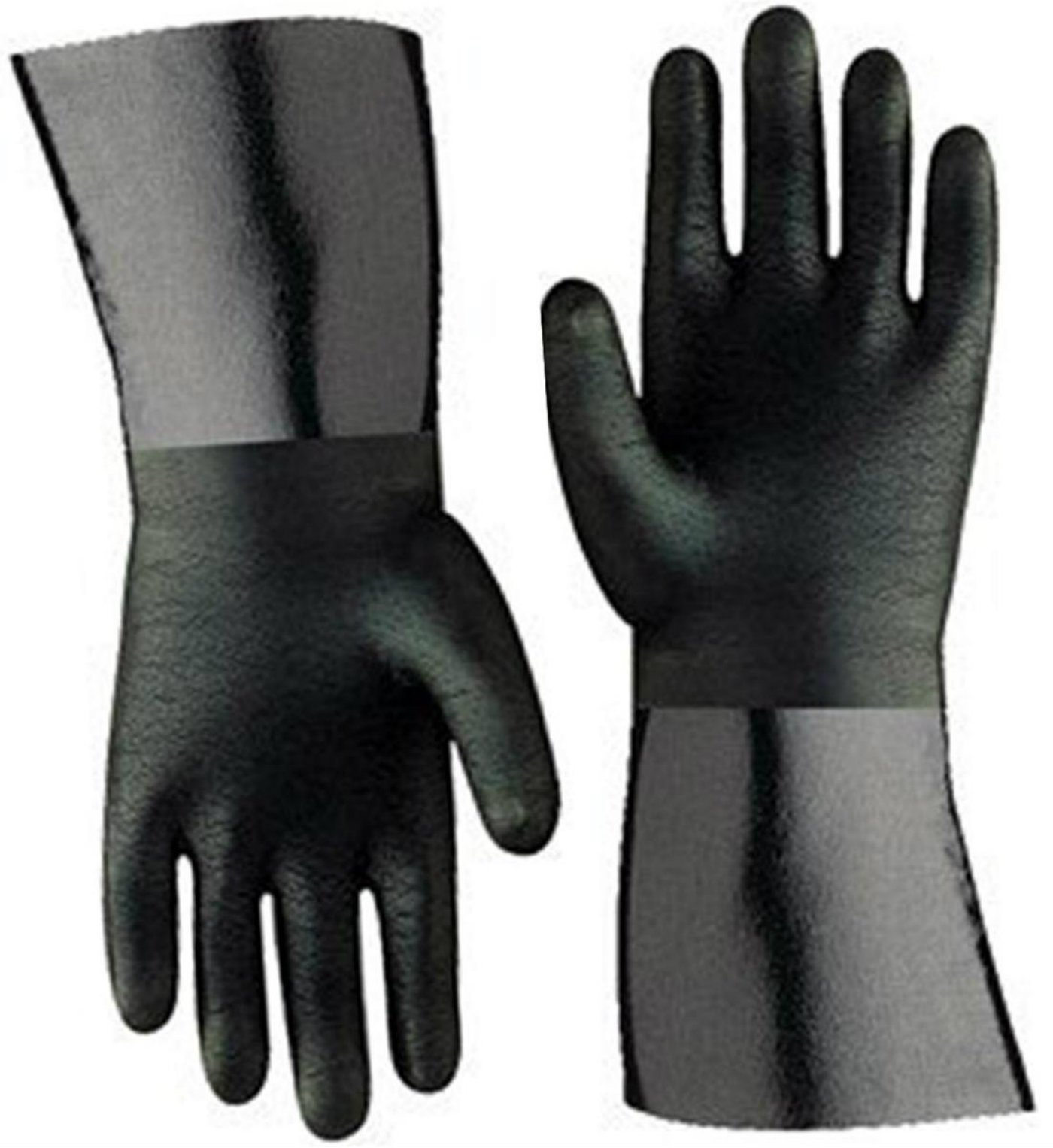 Artisan Griller BBQ Insulated Heat Resistant Cooking Gloves for Grill and Kitchen, Black (Size 10-12'') by ARTISAN GRILLER REDEFINING OUTDOOR COOKING