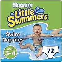 Huggies Little Swimmers desechables pañales de nadar, tamaño