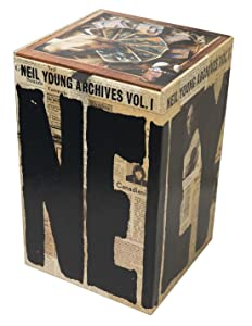 Neil Young Archives Volume I (1963 - 1972) (Ten-Disc Edition)