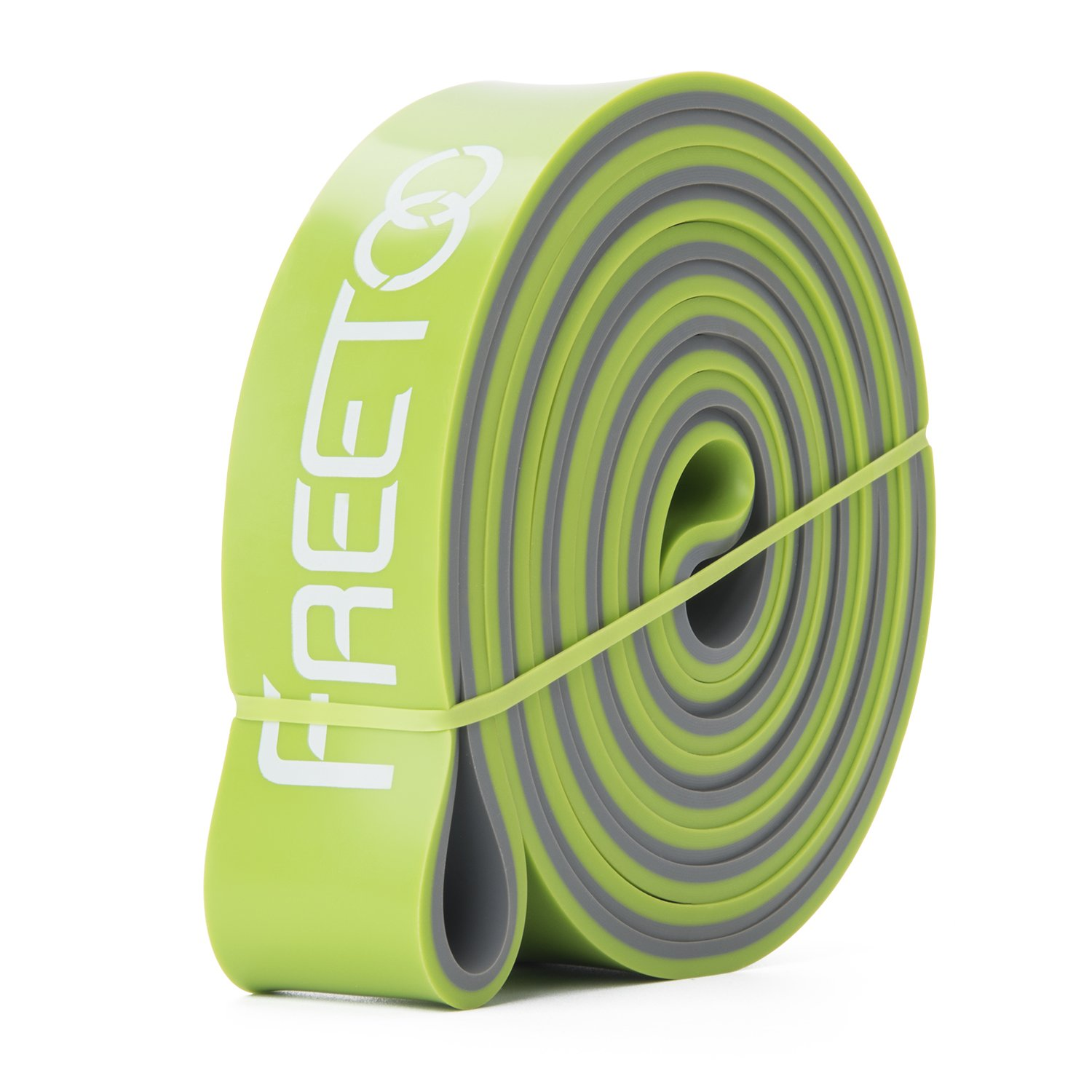 FREETOO Pull Up Assist Bands - Resistance Bands Workout Exercise Bands Stretch Bands 100% Natural Latex Best for Body Stretching,Pilates,Resistance Training,Cross Fitness,Yoga and Home Fitness by FREETOO