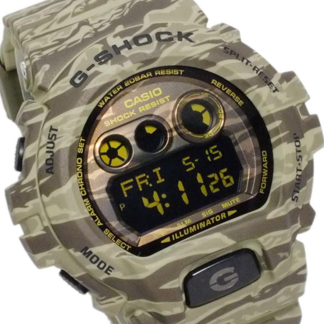 CASIO カシオ G-SHOCK G-ショック ジーショック 腕時計GD-X6900CM-5 カモフラージュ シリーズ