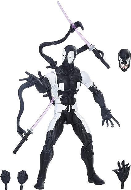 Gray//Black Marvel Legends Series Deadpool Action Figure New