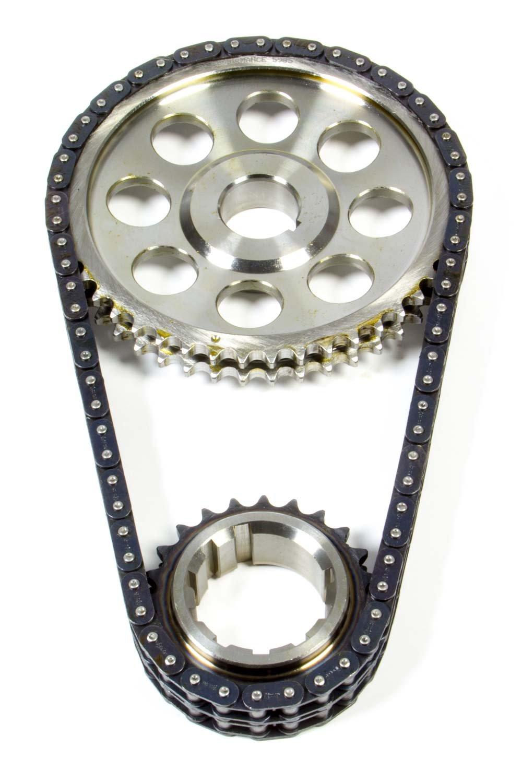 JP Performance 5985-LB10 Billet Double Roller Timing Set for Small Block Mopar