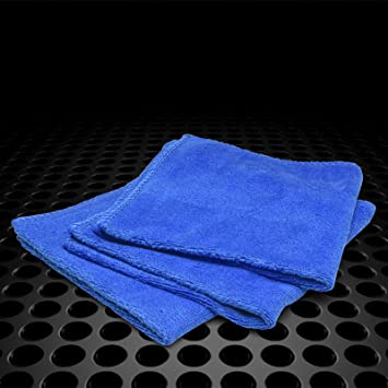 Microfiber Cleaning Cloth Towel Soft Rag Car Polishing No Scratch Detailing
