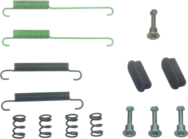Drum Brake Hardware Kit Rear Carlson H7237
