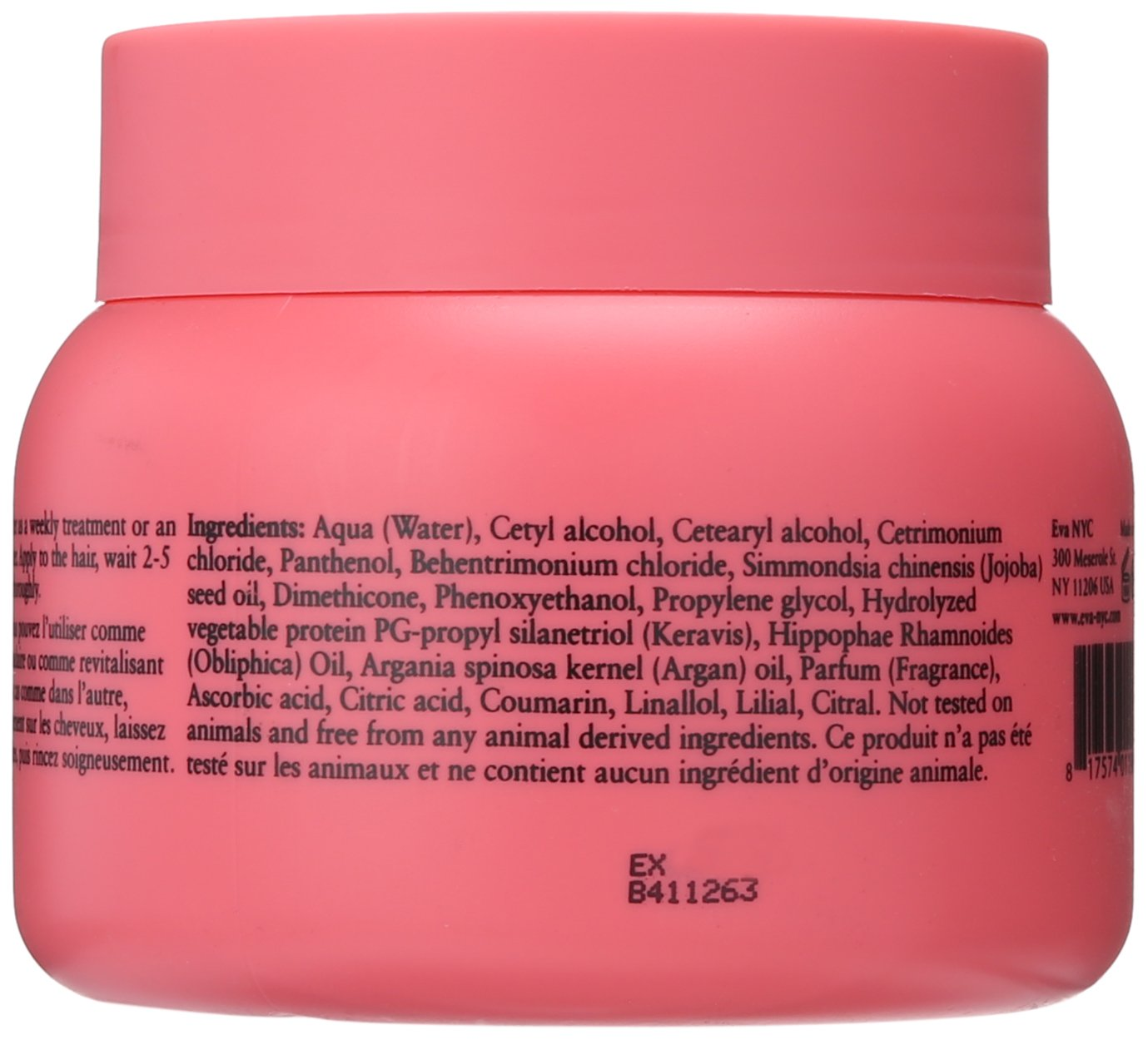 Eva NYC Therapy Sessions Hair Mask, 16.9 Ounce by EVA NYC (Image #2)