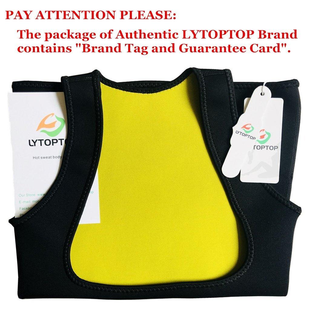 3a64545d02 LYTOPTOP Hot Sweat Slimming Vest Body Shaper for Women