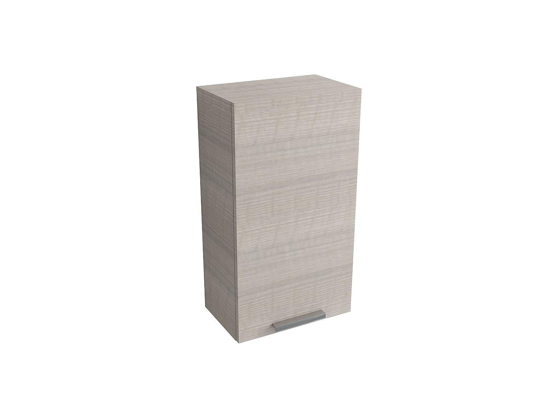 new products 2762a 76f22 Modular Wall Storage Unit / Bathroom Cabinet (Linen Ash, 400 ...