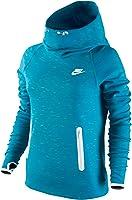 Nike Womens Training Tech Fleece Blue Volt 642663-413