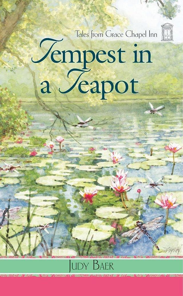 Tempest in a Teapot (Tales from Grace Chapel Inn Series #13) ebook
