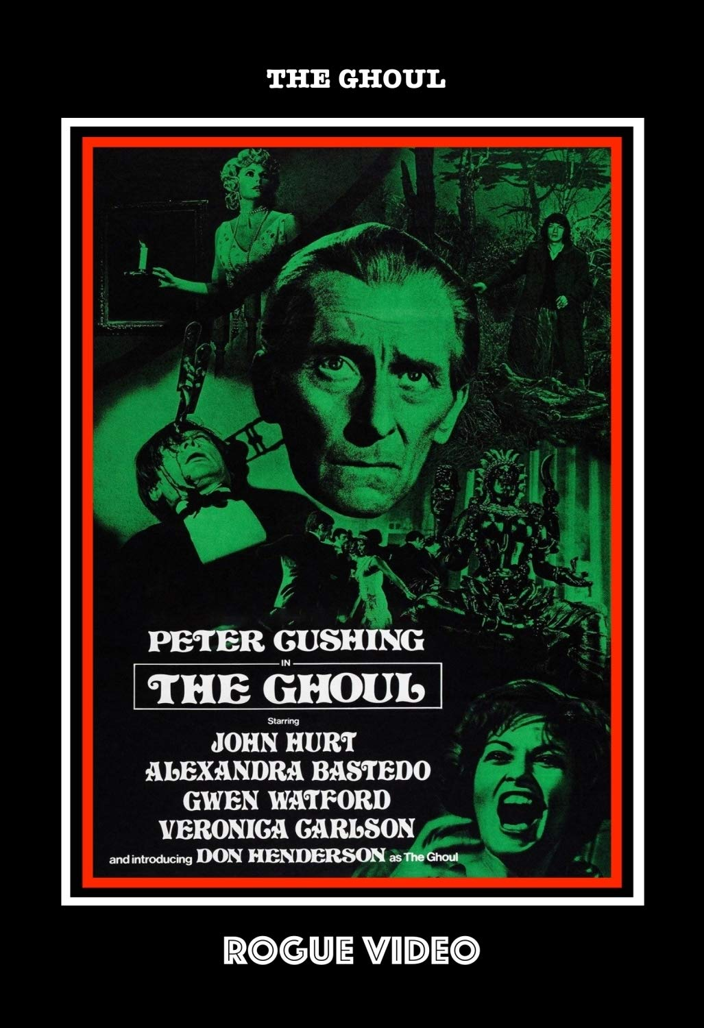 Dvd: The Ghoul